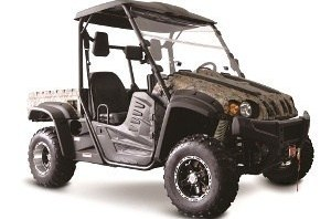 Speed Gear UTV 500/700
