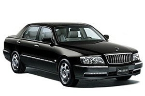 Hyundai Centennial 1998