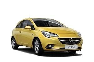 Opel Corsa E 3-х дверный 2014