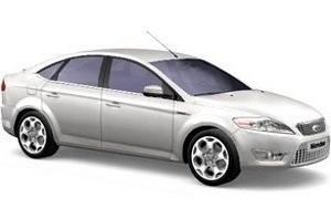 Ford Mondeo Hatchback 2007