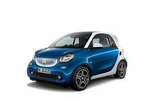 smart fortwo coupe 2014