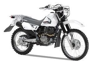 Suzuki DR200 Djebel