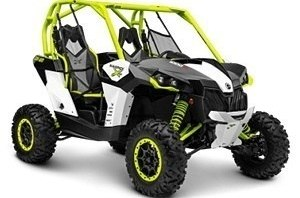 Can-Am Maverick X ds