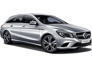 Mercedes CLA Shooting Brake (X117) 2014
