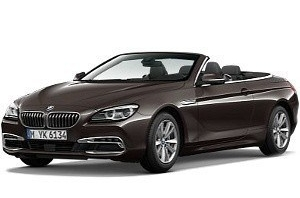 BMW 6 Series Cabrio (F12) 2015