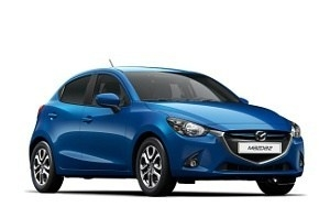 Mazda 2 5-ти дверная 2014