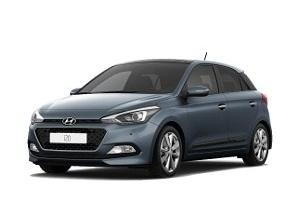 Hyundai i20 5-и дверный 2015