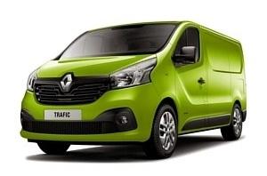 Renault Trafic Fourgon 2014