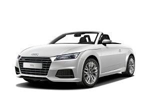 Audi TTS Roadster 2014