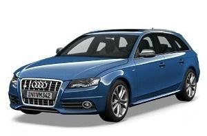 Audi S4 Avant 2008