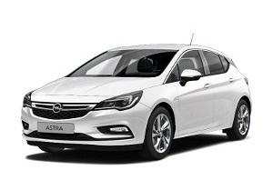 Opel Astra K Hatchback 2015