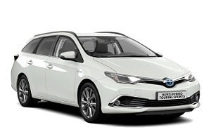 Toyota Auris Touring Sports Hybrid 2015