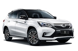 BYD Song 2015