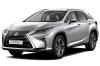 Тест-драйвы Lexus RX 350/200t