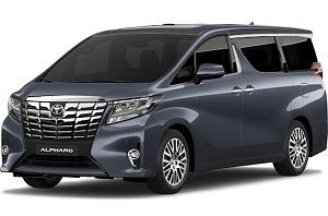 Toyota Alphard 2015