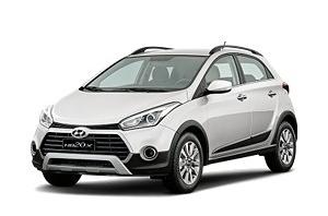 Hyundai HB20X 2015