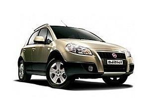 Fiat Sedici 2006