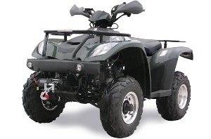 Linhai ATV250