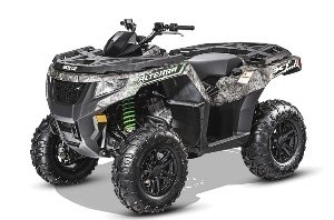 Arctic Cat Alterra 550/550 XT