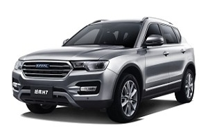 Great Wall Haval H7 2015