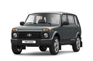 ВАЗ Lada 4x4 Urban 5-дверная 2016