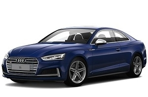 Audi S5 Coupe 2016