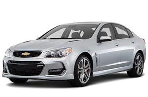 Chevrolet SS 2015
