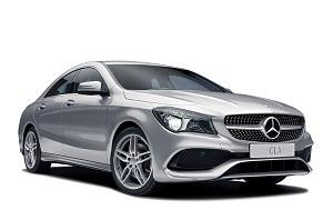 Mercedes CLA-Class (C117) 2016
