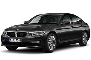 BMW 5 Series Sedan (G30) 2016