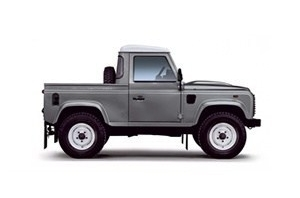 Land Rover 90 Single Cab Pick Up 2007