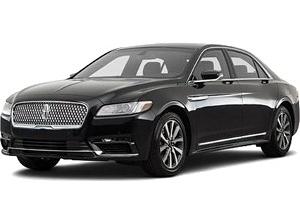Lincoln Continental 2016