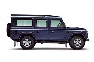 Land Rover 110 Station Wagon 2007