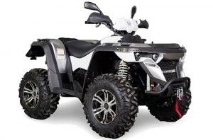 Linhai ATV M550