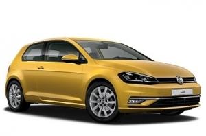 Volkswagen Golf 3-х дверный 2016