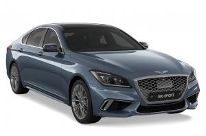 Hyundai Genesis G80 Sport 2017