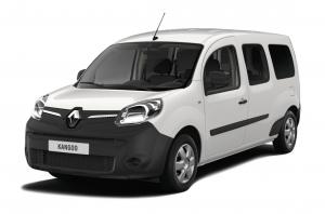 Renault Kangoo Z.E. 2013