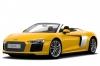Тест-драйвы Audi R8 Spyder
