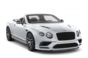 Bentley Continental Supersports Convertible 2017