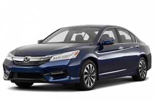 Honda Accord Hybrid 2016