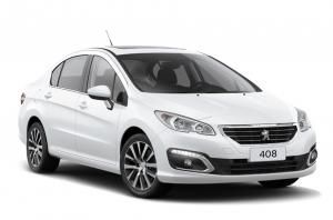 Peugeot 408 2015