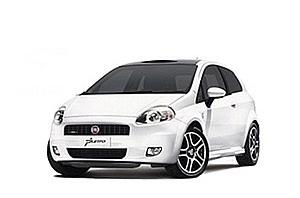 Fiat Grande Punto 3-х дверный 2005