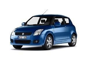 Suzuki Swift 3-х дверный 2004