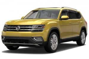 Обзор Volkswagen Atlas