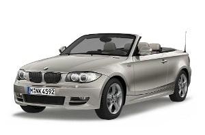 BMW 1 Series Cabrio (E88) 2007