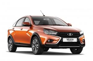 Обзор ВАЗ Lada Vesta Cross