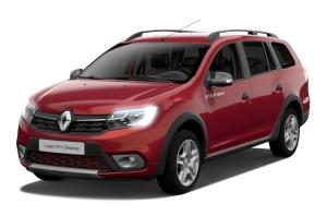 Renault Logan MCV Stepway 2018