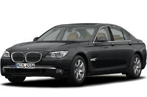 BMW 7 Series (F01) 2007
