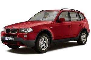 BMW X3 (E83) 2006
