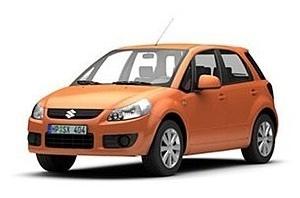 Suzuki SX4 Urban 2006