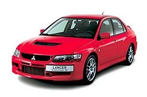 Mitsubishi Lancer Evolution 9 2005